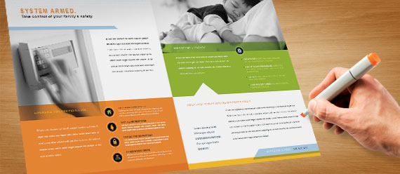 Brochure Design Idea Example Unique And Beautiful Examples Of