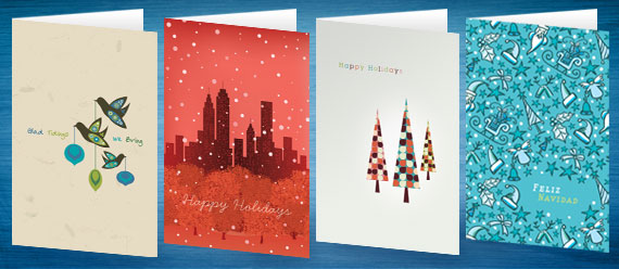 Christmas & Holiday Greeting Card Designs
