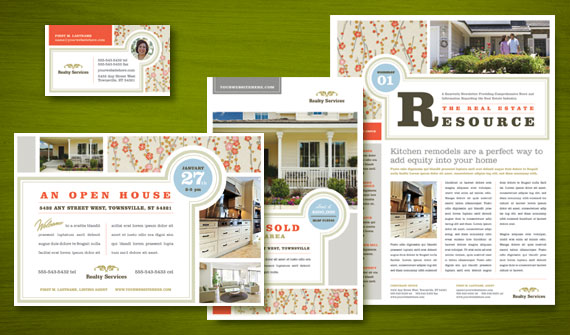 Newsletters And Ads Designed To Sell Your Property Create