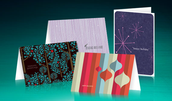 send some cheer this holiday season with stylish greeting