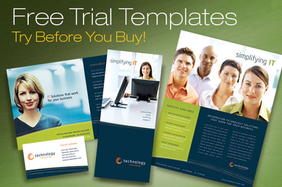 StockLayouts Free Sample Templates