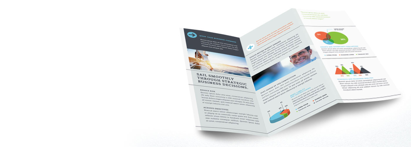 Make a Brochure, Professional Brochure Templates