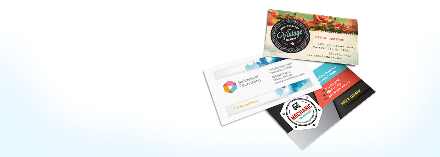 Make a Business Card, Professional Business Card Templates
