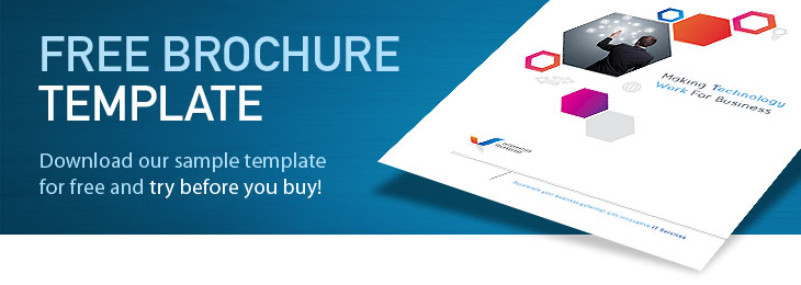 Free Brochure Template Download
