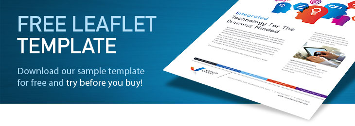 leaflets templates free download