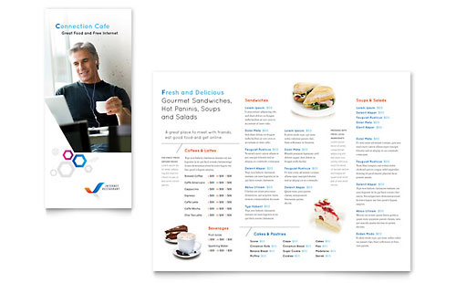 Free Restaurant Menu Template Download