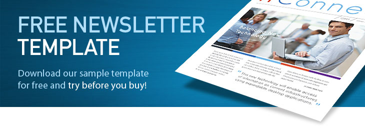 Free newsletter templates download newsletter designs for Newsletter layout templates free download