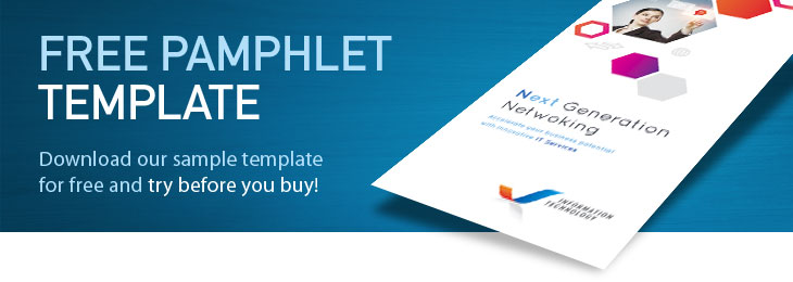 Free Pamphlet Template Download