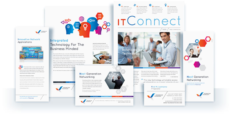 tri fold brochure template indesign
