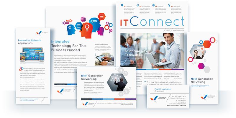 coreldraw brochure templates - free coreldraw templates sample layouts downloads