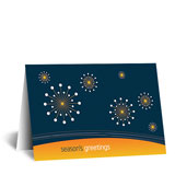 Free Sample Greeting Card - CorelDRAW Template