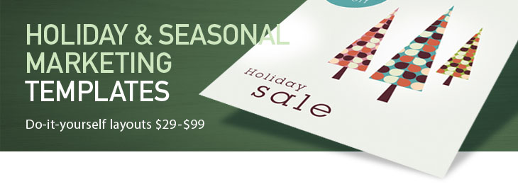 Holiday & Seasonal Brochures, Flyers, Newsletters, Holiday & Seasonal Templates