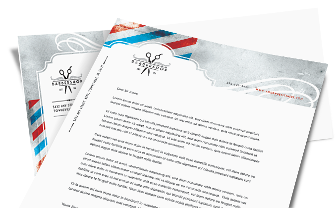 Letterhead Designs – Stationery Templates for Designers