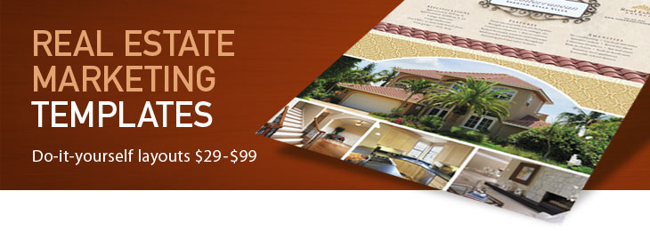 real estate brochure design samples. Download Real Estate Templates