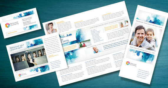 Business Marketing Templates – Behavioral Counseling