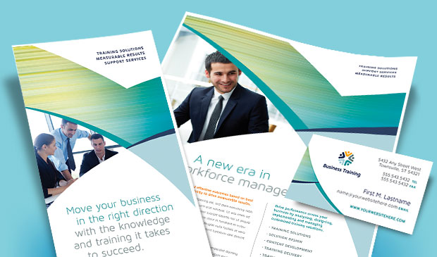 Business Training Services - Marketing Materials Solutions