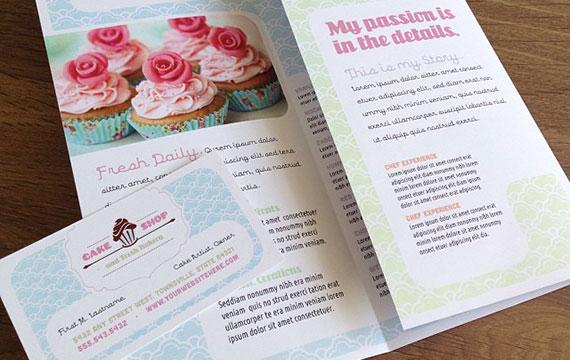Promotion Cake Cake Shop Promotional