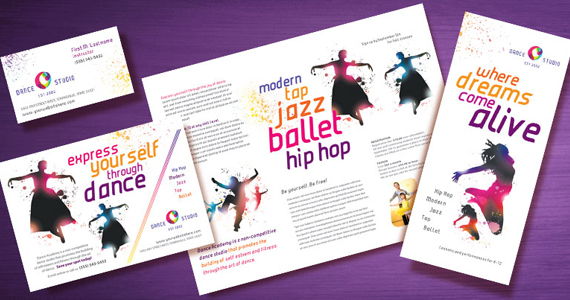 dance flyer ideas