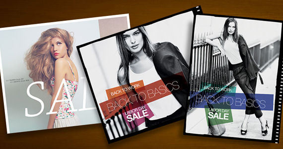 Graphic Design Ideas For Clothing Stores Promote your Labor Day Fashion