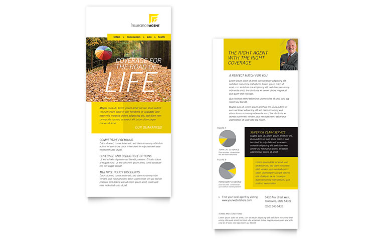 dl brochure template - creating dl flyers dl brochures graphic design ideas