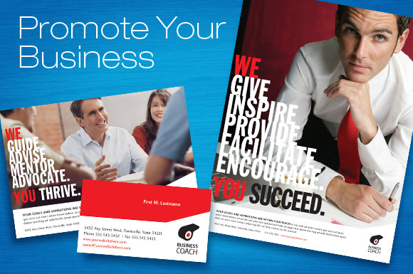 Marketing Materials for a Business Coach