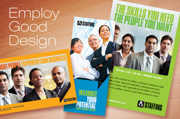 Staffing Agency Marketing Materials
