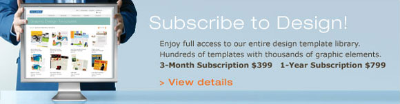 Subscribe to Design: Save with Template Subscriptions