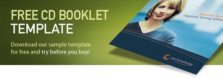 free cd booklet template sample cd booklet examples. Black Bedroom Furniture Sets. Home Design Ideas