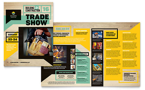 Publisher templates brochures flyers newsletters for House trade in program
