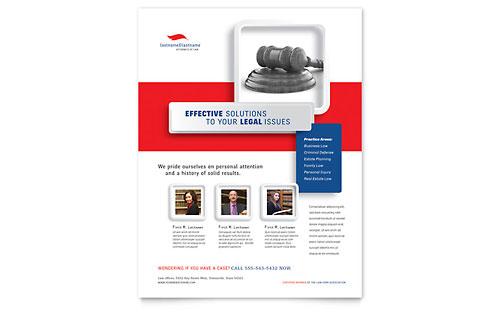 Justice legal services brochure template design for Legal brochure template