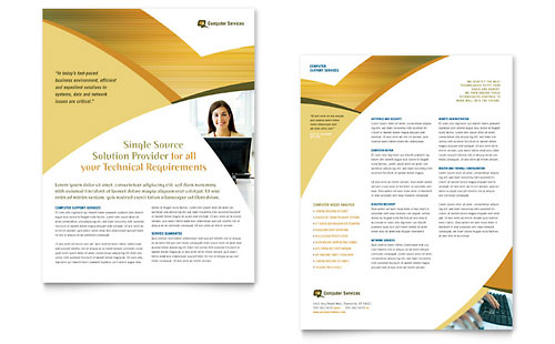 sales brochure templates - sales sheet design layouts sales sheet templates