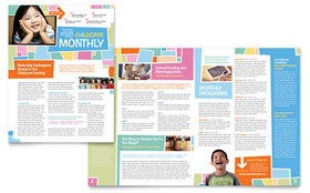 Newsletter - CorelDRAW Template
