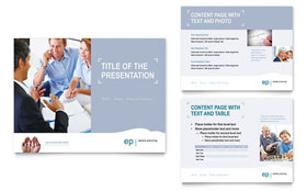 Estate Planning - PowerPoint Presentation Design Template
