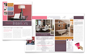 Interior Designer Newsletter