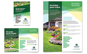 Landscaper - Flyer & Ad Design Template