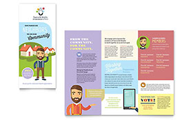 newsletter templates free publisher