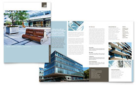 Architect - Brochure Design Template