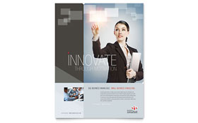 Corporate Business - Flyer Template