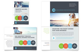 Business Analyst - Flyer & Ad Design Template