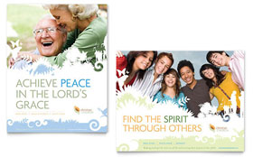 Christian Church - Poster Template
