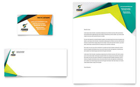Business Card - CorelDRAW Template