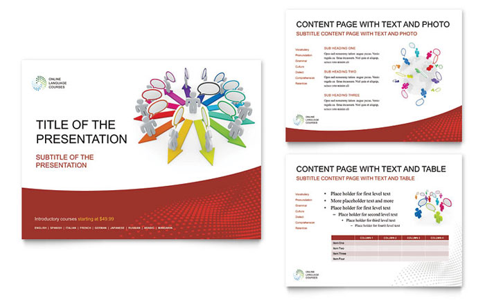 Business Consulting | Presentation Templates | Professional Services