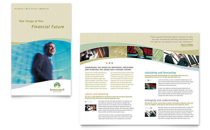 Sample College Brochure School Primary Leaflet Design Event Easter