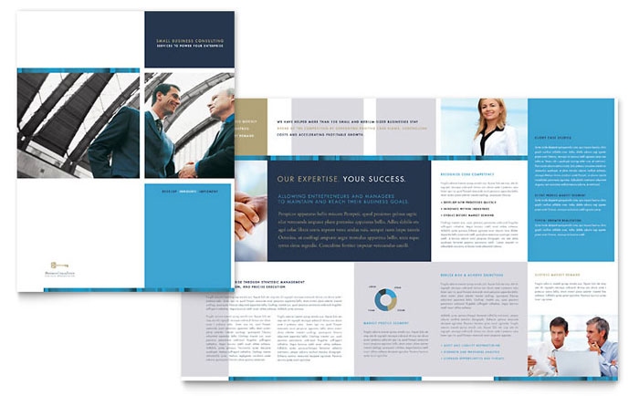 Corporate Brochure Templates – Company Brochure Templates