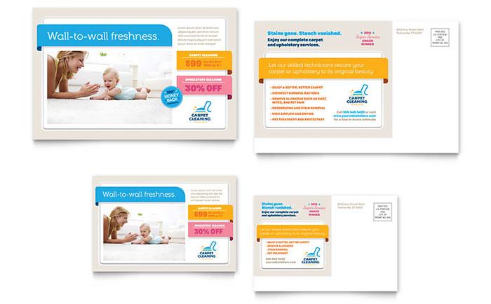 Free Postcard Templates – Postcard Template