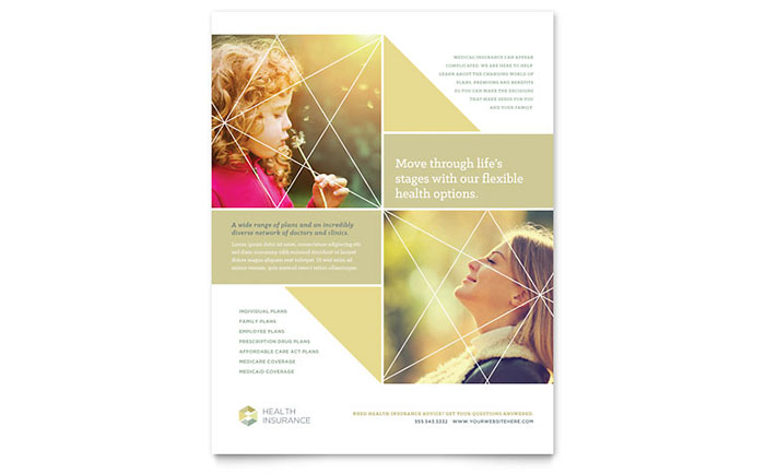 Free Flyer Templates   Sample Flyers & Examples