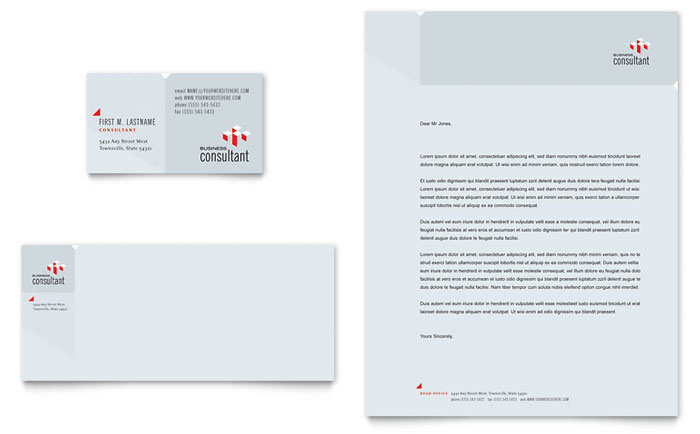 Corporate Business Stationery Design