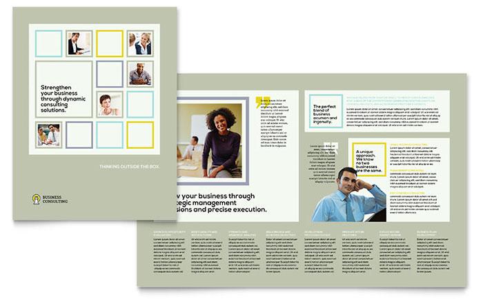 Professional Services Brochures | Templates & Designs