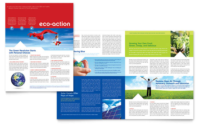 Energy Environment Newsletters – Newsletter Templates Free Word
