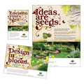 Landscape Design - Flyer & Ad Template Design Sample